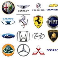 Ik Ben Een Autoliefhebber Logo S Van Automerken Lijst Met Naam
