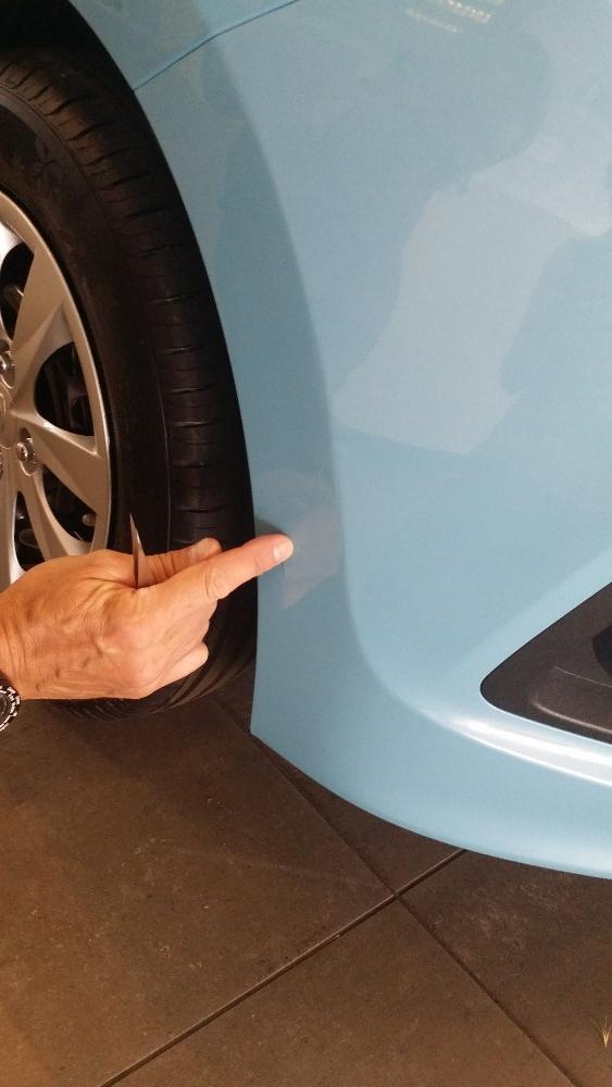 auto krassen verwijderen